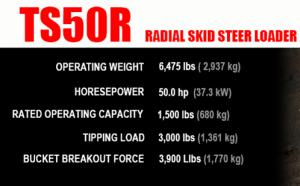 TS50 SPEC