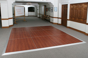 dance floor 16'x16' - michiana tool and party rental